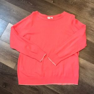 Comfy Pink Sweater (says XL- fits smaller)